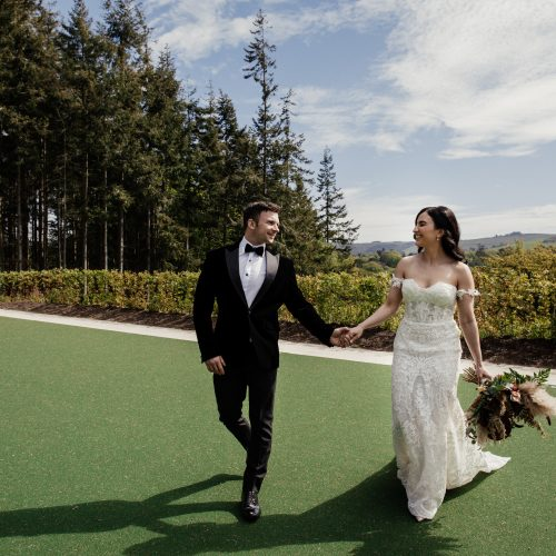 Powerscourt house wedding